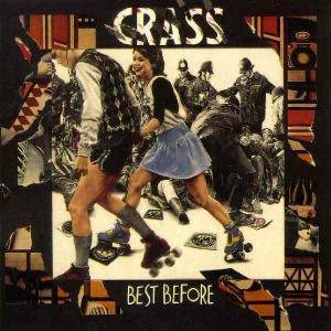 Crass: Best Before - Cover