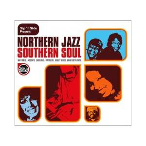 Northern Jazz Southern Soul - Cover