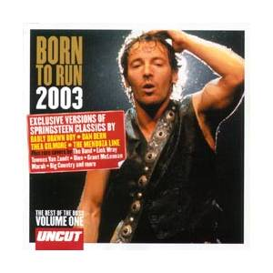 Cover - Marah: Born To Run 2003 Volume One