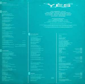 Yes: 90125 (LP) - Bild 4