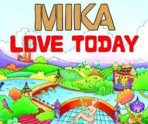 Cover - Mika: Love Today