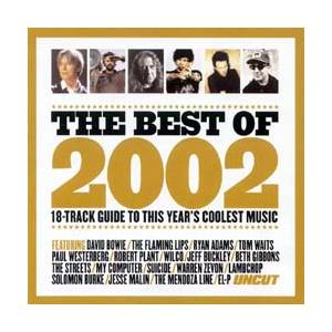 Best Of 2002, The - Cover