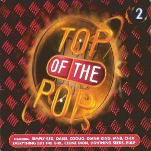 Top Of The Pops 2 - Cover