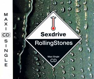 The Rolling Stones: Sexdrive - Cover