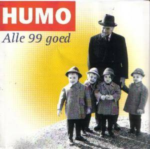 Humo Alle 99 Goed - Cover