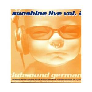 Cover - Schwarzende: Sunshine Live Vol. 2