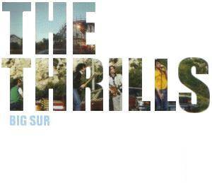Cover - Thrills, The: Big Sur