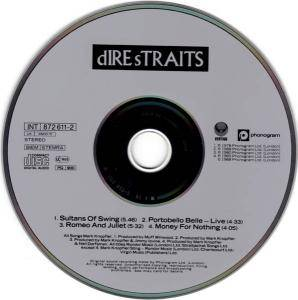Dire Straits: Sultans Of Swing (Single-CD) - Bild 3