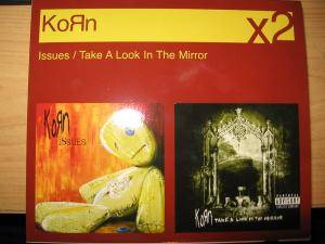 KoЯn: Issues / Take A Look In The Mirror (2-CD) - Bild 1
