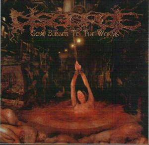Cover - Disgorge: Gore Blessed To The Worms