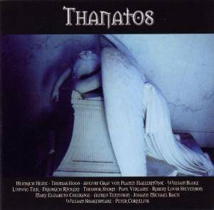 Cover - Dead Turns Alive: Thanatos
