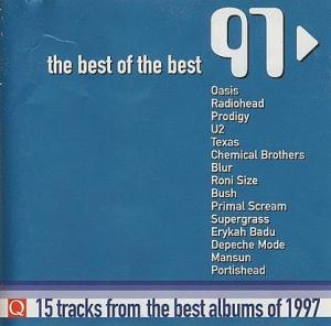 Best of the Best 97, The - Cover