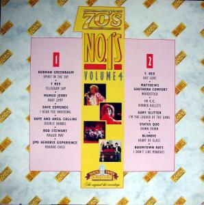 Old Gold Collection- 70's Number Ones Volume 4, The - Cover