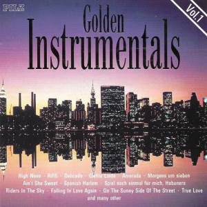 Cover - Tattoos, The: Golden Instrumentals