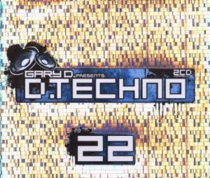 Cover - B-Front: Gary D. Presents D-Techno 22