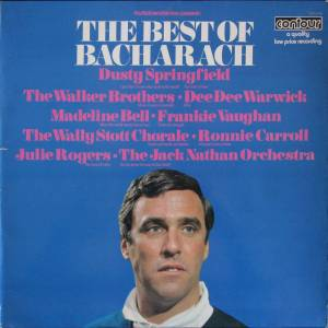 Cover - Julie Rogers: Best Of Bacharach, The