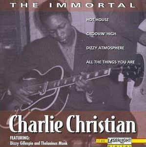 Cover - Charlie Christian: Immortal Charlie Christian, The