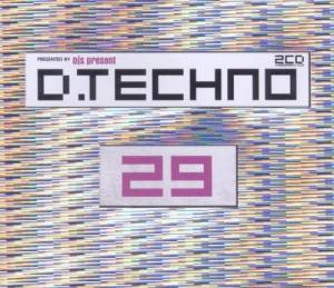 Cover - DJ Vortex: Gary D. Presents D-Techno 29
