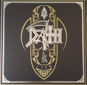Cover - Death: Live