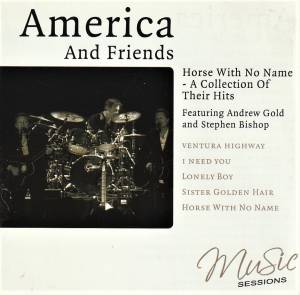Cover - Stephen Bishop: America And Friends