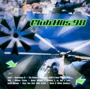 Cover - Dial M For Moguai: Club Hits 98