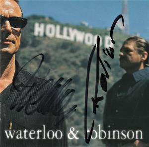 Cover - Waterloo & Robinson: Hollywood 2000