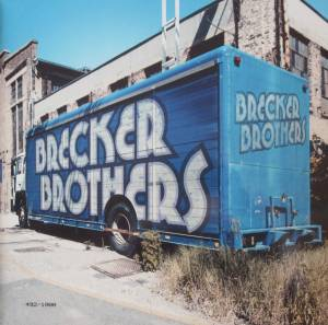 Cover - Brecker Brothers: Live And Unreleased