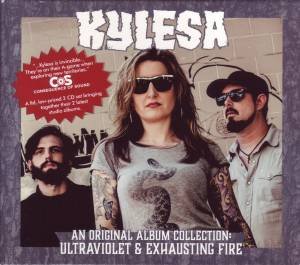 Cover - Kylesa: Original Album Collection: Ultraviolet & Exhausting Fire, An