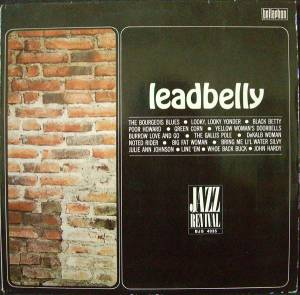 Cover - Leadbelly: Leadbelly