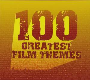 Cover - Vangelis: 100 Greatest Film Themes