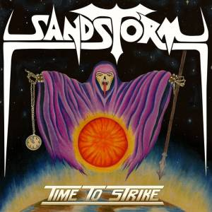 Sandstorm: Time To Strike (Mini-CD / EP) - Bild 1