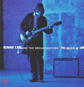 Cover - Ronnie Earl & The Broadcasters: Coulour Of Love, The