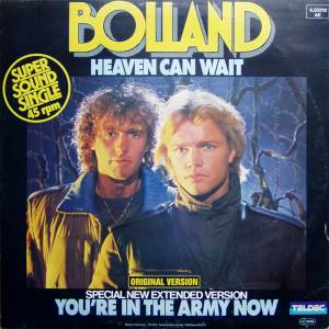 Cover - Bolland & Bolland: Heaven Can Wait