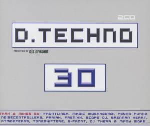 Cover - B-Front: Gary D. Presents D-Techno 30