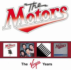 Cover - Motors, The: Virgin Years, The