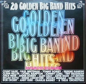 Cover - Les Brown & His Band Of Renown: 20 Golden Big Band Hits