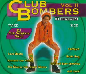 Cover - Love Boots: Club Bombers Vol II