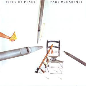 Paul McCartney: Pipes Of Peace - Cover