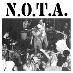 Cover - N.O.T.A.: None Of The Above