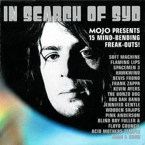 Mojo Presents In Search Of Syd - Cover