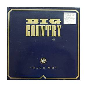 Big Country: Save Me - Cover