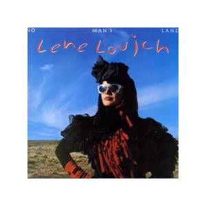 Lene Lovich: No Man's Land - Cover