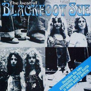 Cover - Blackfoot Sue: Best Of, The