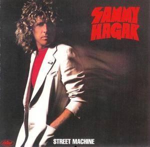 Sammy Hagar: Street Machine (CD) - Bild 1