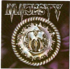 Cover - Majesty: Majesty