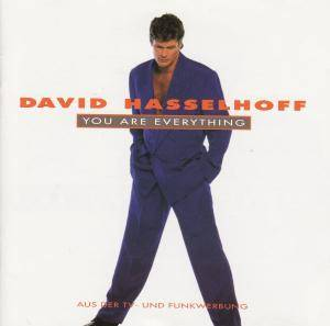 David Hasselhoff: You Are Everything - Cover