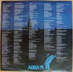 ABBA: The Album (LP) - Bild 4