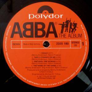 ABBA: The Album (LP) - Bild 5