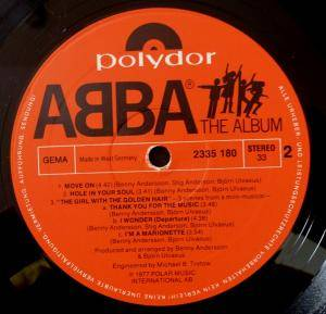 ABBA: The Album (LP) - Bild 6