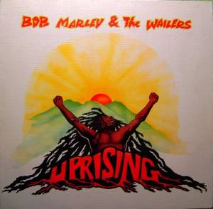 Bob Marley & The Wailers: Uprising (LP) - Bild 1